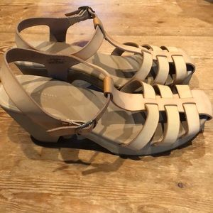 Old Navy clogs, size 10